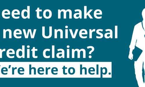 Get help applying for Universal Credit