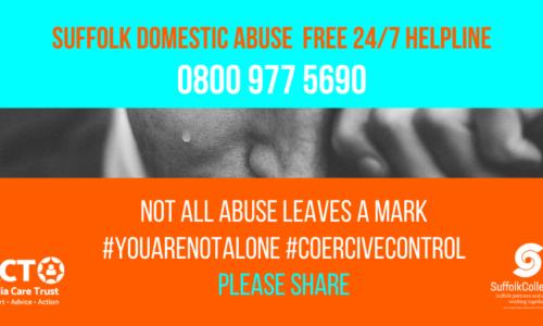 Suffolk Domestic Abuse helpline