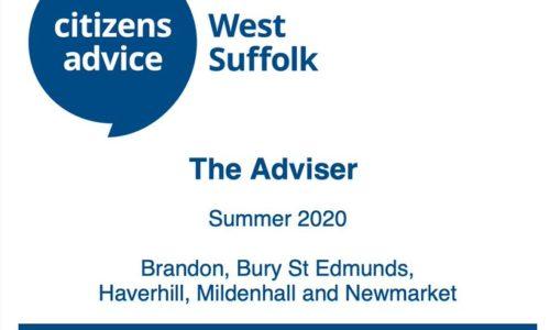 The Adviser  – Summer 2020