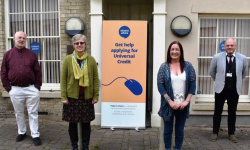 College and Citizens Advice programme 'has been a life changer'