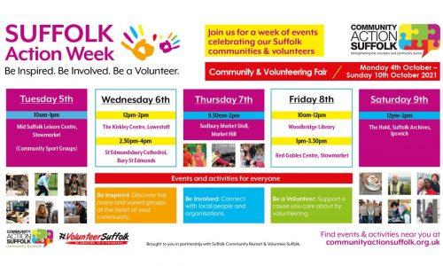 Suffolk Action Week